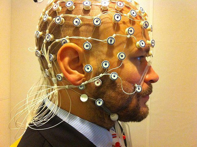 Dispositif d'enregistrement EEG